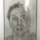RaMa (2007). A Pencil drawing, Portrait Drawing, and Artistic drawing project by Francisco José Jiménez Campoy - 06.03.2020