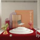 Magic Set. Mi Proyecto del curso: Composiciones abstractas con Cinema 4D. Um projeto de 3D de Marta O Nilsson - 20.05.2020