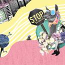 """Cronografía/ Morfología 2/ """"Strawberry Fields Forever"""" - The Beatles. Un proyecto de Diseño gráfico, Collage, Creatividad y Concept Art de Paula Carlome - 04.06.2020"""