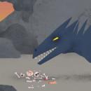WINDRAGON. Um projeto de Ilustração, Motion Graphics, Animação, Design de personagens, Animação de personagens e Animação 2D de Jota Han - 09.06.2020