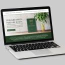 """Página web """"Family Solutions Institute"""". Un progetto di Web Design di Blanca Lena - 01.04.2019"""