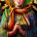 Kendra - The Witch Priest. A Design von Figuren, Digitale Illustration, Videospiele und Concept Art project by Michael Domínguez Illescas - 07.06.2020