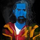 Self Portrait. Um projeto de Ilustração de Miguel Abolafio - 09.06.2020