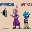 Mi Proyecto del curso: Introducción al diseño de personajes para animación y videojuegos. Un proyecto de Animación y Diseño de personajes de Daniel Zapata Viciana - 09.06.2020