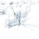 Análisis de Formas Arquitectónicas . A Architektur, Bildende Künste, Bleistiftzeichnung, Zeichnung, Artistische Zeichnung und Architektonische Illustration project by yolahugo - 10.06.2020
