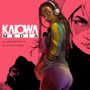 KAIOWÁ MEDIA: Sua nova experiência em entretenimento.. Um projeto de Ilustração, Design gráfico, Web design, Desenvolvimento Web, Comic, Stor, telling, Concept Art, Instagram e Desenho digital de PJ Kaiowá - 10.06.2020