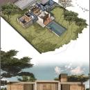 Mi Proyecto del curso: Ilustración digital de proyectos arquitectónicos. Um projeto de Ilustração, Arquitetura, Criatividade, Desenho, Arquitetura digital e Desenho digital de Sara Guisao - 11.06.2020