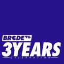 BRCDEVG 3 years. Un proyecto de Motion Graphics, Br, ing e Identidad e Ilustración vectorial de Raúl González - 12.06.2019
