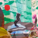 Mundo de sirenas. Un proyecto de Collage de Rossana Favero-Karunaratna - 15.06.2020