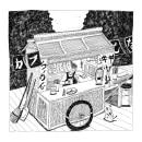 Publicación para pop-up Winters. Un progetto di Design, Illustrazione, Pubblicità, Disegno e Illustrazione con inchiostro di Lucía Coz - 15.10.2018
