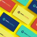 mono cromático identidad de marca. Un progetto di Br, ing e identità di marca , e Design di Marv Castillo - 17.06.2020