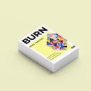 BURN magazine. A Br, ing, Identit, Editorial Design, Graphic Design, and Digital Design project by Cristina Hurtado Calvo - 06.17.2020
