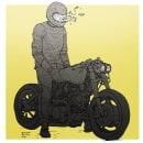 Moto. Um projeto de Ilustração digital de Leonardo Gauna - 18.06.2020