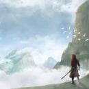 La espada del gigante. Un proyecto de Concept Art e Ilustración digital de Alejandro Figueroa - 23.10.2017