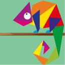 Diseño Yoga Mat KIDS. Un proyecto de Diseño gráfico de Jimena Missana - 18.06.2020