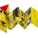 P de pájaro. A Editorial Design, and Drawing project by Sandra Freijo Serrano - 06.19.2020