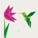 Huitzilin. Un proyecto de Diseño gráfico de Jimena Missana - 19.06.2020