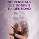 Violencia de Género - Cartelería. Um projeto de Design, Ilustração, Fotografia, Educação, Design gráfico, Criatividade, Design de cartaz e Ilustração infantil de Andrea Teruel - 20.06.2020