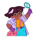 Meu projeto do curso: Design de personagens para animação com Photoshop. Um projeto de Concept Art, Design de personagens e Ilustração de Roberta Rodrigues - 22.06.2020