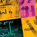 Mugatik International Photo Festival. A Motion Graphics, Photograph, Animation, Br, ing, Identit, Graphic Design, 2D Animation, Poster Design, and Logo Design project by Félix Javier Marcos Chávez - 06.22.2020