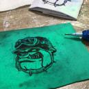 Novo . Un proyecto de Diseño de tatuajes de Carlos Eduardo Cristalli Romano - 23.06.2020