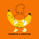 Portada - Carreta de Recetas Podcast. A Illustration, and Digital illustration project by Diego Andrés Corzo Rueda - 06.23.2020