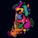 Ilustración Orgánica de cerveza INDIO. Un proyecto de Ilustración de Paola Carreto - 23.06.2020