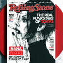 RollingStone ft. NANA. Um projeto de Design editorial e Ilustração de Davo Xime - 24.06.2020