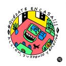 Dibujos de Cuarentena. Um projeto de Ilustração de Amadeo Gonzales - 24.06.2020