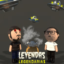 FNTK Leyendas legendarias 3d. Um projeto de 3D de Christian López Prado - 24.06.2020