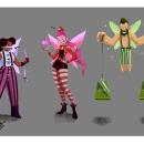 Meu projeto do curso: Fábrica de personagens ilustrados. Um projeto de Concept Art e Design de personagens de Roberta Rodrigues - 24.06.2020
