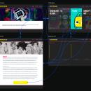 Mi Proyecto del curso: UX: Usabilidad y Experiencia de Usuario. A Web Design project by Erica Perez - 06.25.2020