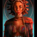 Projeto final: Adobe Photoshop para Concept Art - Camila Cordeiro. Un proyecto de Diseño de personajes, Concept Art y Dibujo digital de Camila Cordeiro - 28.06.2020