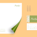 Penelope [Corporate identity]. Um projeto de Design, Publicidade, Direção de arte, Br, ing e Identidade, Consultoria criativa, Design editorial, Design gráfico, Marketing, Design de produtos, Criatividade e Concept Art de Deby Bruschi - 28.06.2020