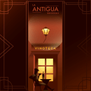 """Cartel """"Bodegas La Antigua"""". A Illustration, Vector Illustration, and Poster Design project by Luis Agudo Alonso - 06.29.2020"""