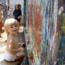 O que fazem as crianças. Un proyecto de Fotografía de Gabriella Massa de Campos - 29.06.2020