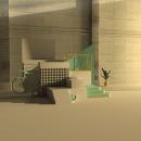 Mi Proyecto del curso: Composiciones abstractas con Cinema 4D. A 3D project by agustin naon - 06.30.2020