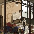 Alfa Happy 110 Birthday. Un proyecto de Ilustración y Dirección de arte de Juan Alcalá - 01.07.2020