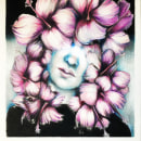 Mi Proyecto del curso: Retrato creativo en claroscuro con lápiz. Un progetto di Disegno a matita , e Disegno artistico di Roxana Brizuela - 29.05.2020