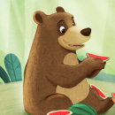 Ilustración Infantil--Children Illustrations. Un progetto di Illustrazione, Character Design e Illustrazione infantile di Diana Hernandez - 27.06.2020