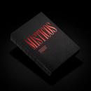 Místicos — Catálogo y diseño expositivo. Un proyecto de Diseño editorial, Diseño gráfico y Señalética de Andrés Guerrero - 03.07.2020