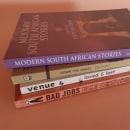 Some Collections that Feature My Stories. Um projeto de Escrita de Shaun Levin - 04.07.2020
