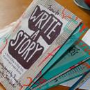 Writing Maps I Created to Inspire Writers. Um projeto de Escrita de Shaun Levin - 04.07.2020