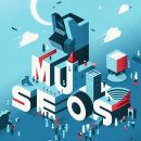 Vuelve a los Museos. A Poster Design project by Tinti Nodarse - 07.04.2020