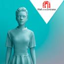Mall of the Emirates . Um projeto de 3D, Retoque fotográfico, Fotografia de moda, Fotografia de retrato, Modelagem 3D, Fotografia de estúdio, Design de personagens 3D e Fotografia analógica de Plugged Production - 08.07.2020