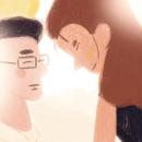 Mi Proyecto del curso: Animación 2D con Photoshop: dibujo, cámara y ¡acción!. Um projeto de Ilustração, Animação, Animação 2D e Ilustração digital de Fabiola Thalia Contreras Rosso - 08.07.2020