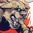 Puma Pride by MeFO. Um projeto de Design, Ilustração, Serigrafia, Comic, Desenho, Design de cartaz, Ilustração digital, Ilustração têxtil, Ilustração infantil e Desenho digital de Miguel Francisco Offidani - 09.07.2020