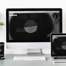 Analog Records ARG [Web Site]. Um projeto de Br, ing e Identidade, Desenvolvimento Web e Web design de Deby Bruschi - 10.07.2020