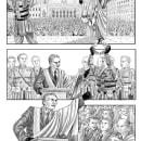 CÓMIC. Un proyecto de Ilustración, Cómic, Dibujo, Ilustración digital, Dibujo digital y Pintura digital de Luis Carlos Bonilla Moreno - 11.07.2020