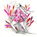 Mi Proyecto del curso: Experimentación gráfica para relatos ilustrados. A Illustration, Pencil drawing, Drawing, Watercolor Painting & Ink Illustration project by Vrigit Smith - 07.12.2020